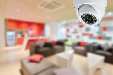 AirBnB Video Surveillance Cameras